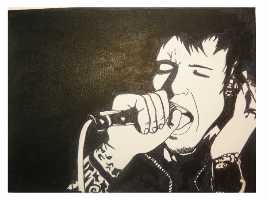 Jacoby Shaddix by spiirit-of-rock-x